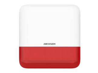 Outdoor siren Wireless AXPRO 866 RED