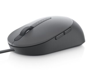DELL MOUSE Laser Wired MS3220 Titan Gray