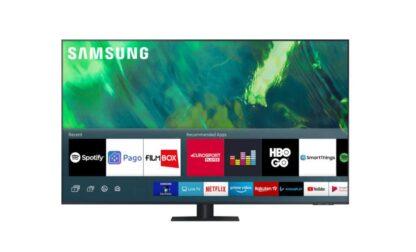 "QLED TV 85"" SAMSUNG QE85Q70AATXXH"