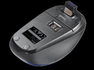 Trust Yvi Wireless Mouse - blue