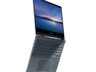 Asus ZenBook FLIP 13 i7-1165G7  8 512 UMA FHD W10P