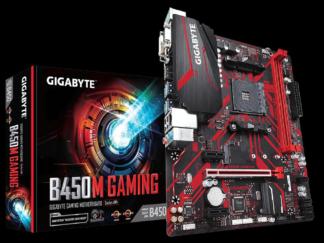 MB AMD B450 GIGABYTE B450M GAMING