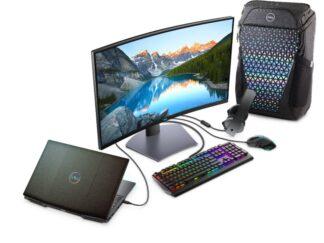 Dell Inspiron 5505 FHD 144 R7 4800H 16 512 5600M W