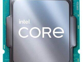 CPU Intel Core i5-11600K 3.90GHz LGA1200