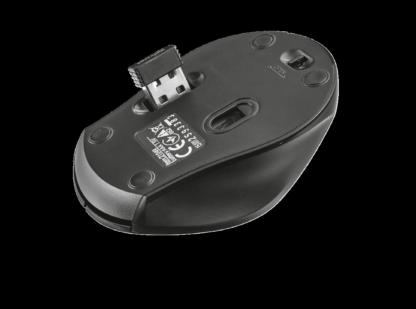 Trust Oni Micro Wireless Mouse - black