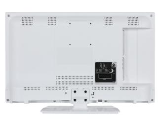 "LED TV 24 ""HORIZON HD 24HL6101H / B -WHITE"