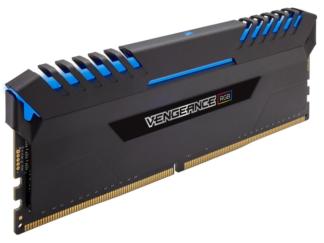 CR DDR4 16GB KIT 2666 VENGEANCE RGB PRO
