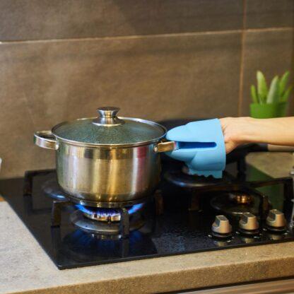 Kitchen glove SILICON, CHICKEN