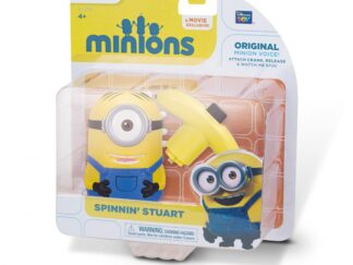 MINIONS -Spinning figurine, various characters