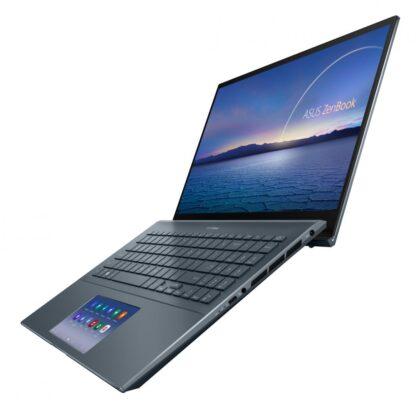 Asus Zenbook 15 i7-10870H 16 1 1650Ti UHD W10P