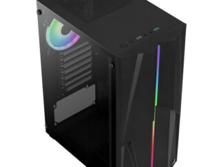 PC Case Aerocool Mecha Black