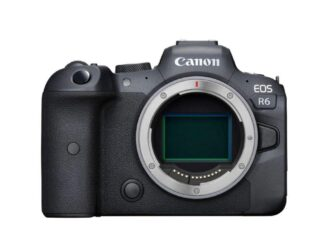 PHOTO CAMERA CANON EOS R6 BODY