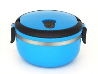 THERMAL PAN, 0.7 L, BLUE