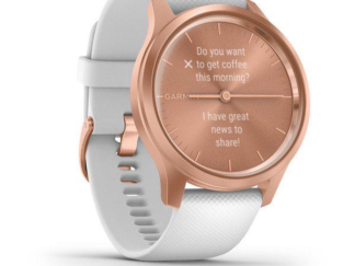 GR WATCH Vivomove Style Gold-Pink