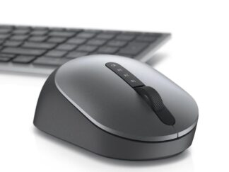 DELL MOUSE MS5320W WIRELESS GRAY
