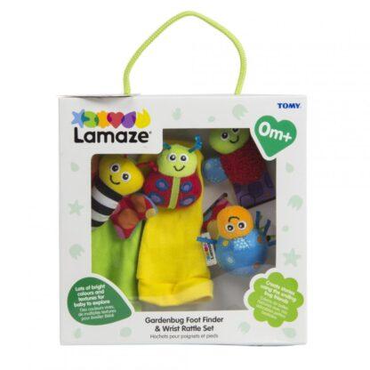 Lamaze- SET Baby - socks and cuffs