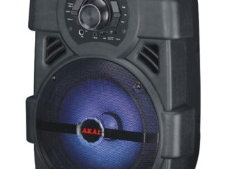 Portable speaker AKAI ABTS-808L