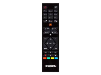 """LED TV 24 """"HORIZON HD 24HL6100H / B -BLACK"""