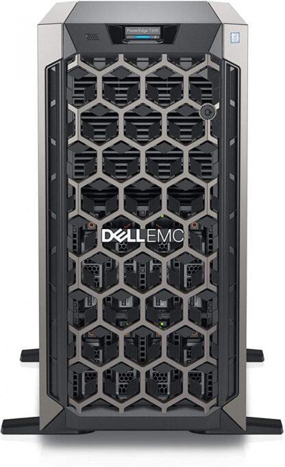 Dell PowerEdge T340 E-2224 16GB 1TB 495Wx2