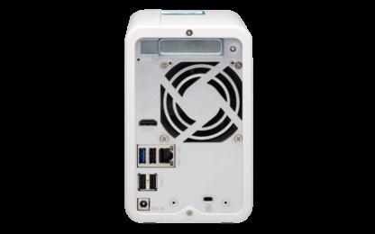 QNAP NAS 2BAY TWR J4005 2.0GHZ 2GB LAN