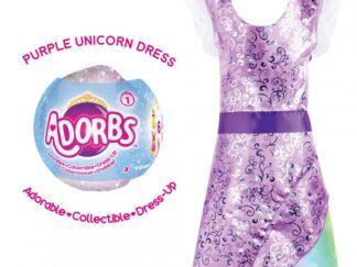 Adorbs- Costume type dress, purple
