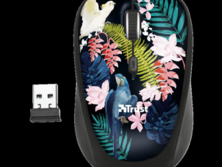Trust Yvi Wireless Mouse - parrot