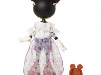 Minnie Mouse doll with flower headband