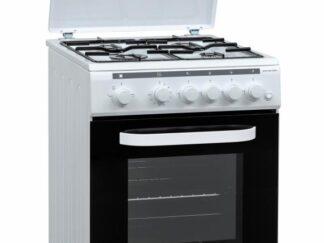 HEINNER HFSC-V60LITGWH cooker, 4 burners