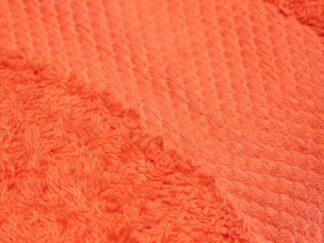 SET OF 4 BATH TOWELS 30X50 CM - CORAL MIX