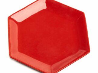 CERAM PLATE. 17/18 / 20CM-MANY SHAPES / CUL