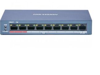 HK SWITCH POE 8 PORTS WITHOUT MANAGEMENT