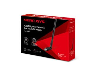 MERCUSYS AC650 DUAL BAND USB ASDAPTER
