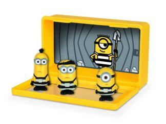 DM3 Set of 3 figurines, 3 CM, various characters
