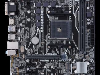 MB AMD AM4  DDR4 3200MHz PRIME A320M-K