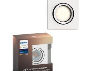 LIGHT SPOT LED PHILIPS HUE MILLISKIN GU10 5.5W