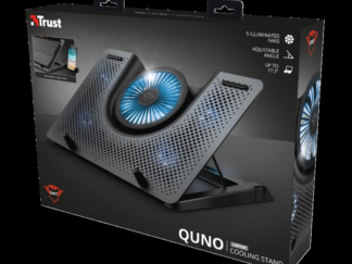 Trust GXT 1125 Quno Laptop Cool Stand 17