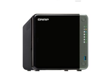 QNAP NAS 4BAY INTEL J4125 4GB DDR4