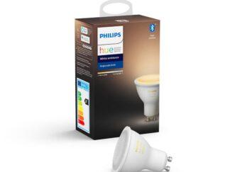 LIGHT BULB LED PHILIPS HUE GU10 2200-6500K