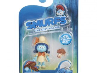 Blister, 5.71 cm- Smurflilly and ariciul