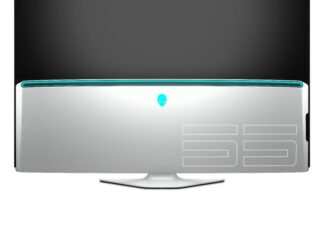 Dell 55'' New Alienware OLED Gaming AW5520QF