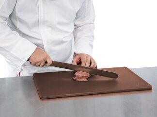 PROFESSIONAL SHAORMA KNIFE 38 CM
