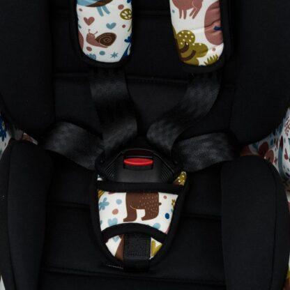 Isofix car seat 9-36 kg Forest U708-FR