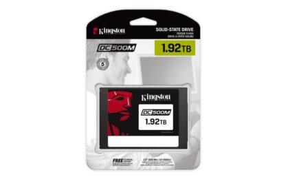 Kingston SSD 1920GB 2.5 SEDC500M/1920G