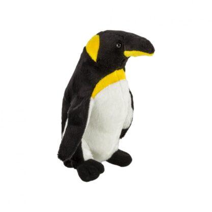 Plush royal penguin, 20 cm