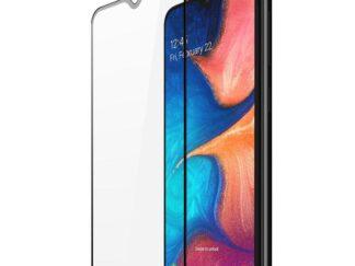 Samsung A20e 2.5D glass foil
