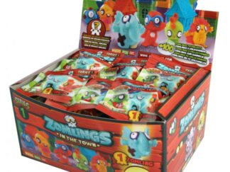 Zomlings – blister with a figurine