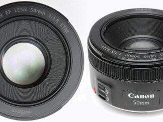 LENS CANON EF 50MM/F1.8 STM