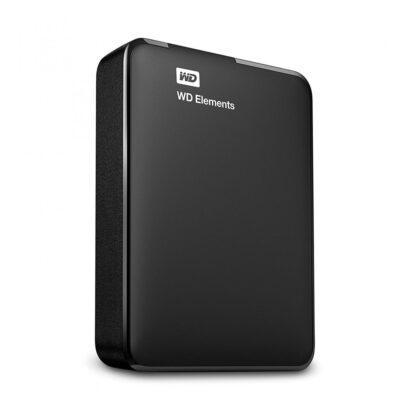 """EHDD 3TB WD 2.5"""" ELEMENTS USB3.0 BK WESN"""