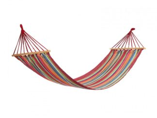 HR hammock RED STRIPES 200x80