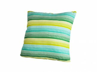 Decorative Pillow 40X40 CM  - Green Stripes